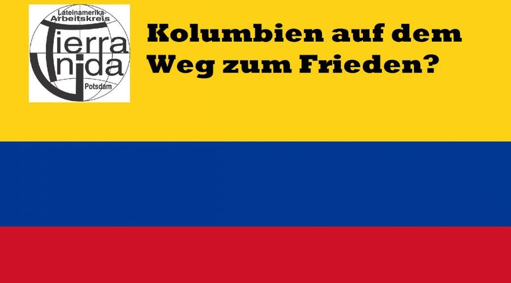 tierra kolumbien