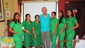 Kurs der Krankenschwestern im August